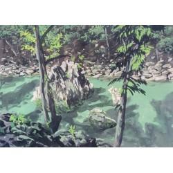 Bruno Gadenne - Le roc