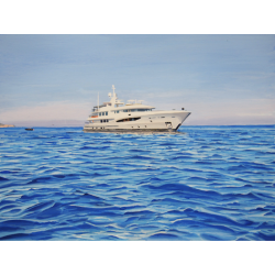 Yacht - Adrien Belgrand